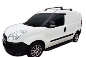 Ofuky oken – SCOUTT pro FIAT DOBLO 2, L + P 2010-, přední, 2 ks