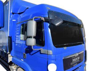 Ofuky oken – SCOUTT pro MAN TGA, L + P 2000-2008, přední, 2 ks
