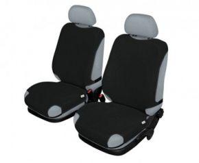 Autotrika SHIRT AIRBAG II na přední sedačky černé Dacia Solenza
