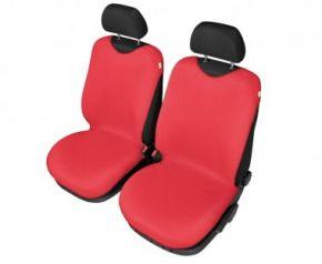 Autotrika SHIRT COTTON na přední sedačky červené Citroen C3