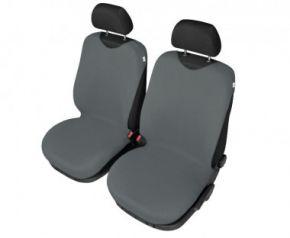 Autotrika SHIRT COTTON na přední sedačky grafitové Dacia Solenza
