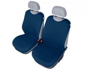 Autotrika SHIRT COTTON na přední sedačky tmavě modré Citroen Berlingo van od 2008