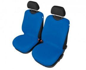 Autotrika SHIRT COTTON na přední sedačky modré Dacia Solenza