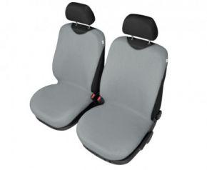 Autotrika SHIRT COTTON na přední sedačky popelavé Dacia Solenza