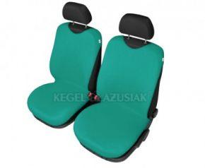 Autotrika SHIRT COTTON na přední sedačky zelené Hyundai i10 II od 2013