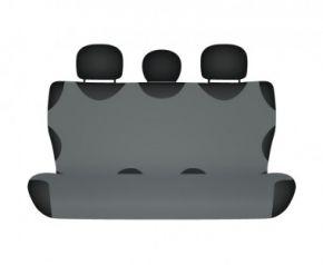 Autotriko COTTON na zadní nedělenou sedačku grafitové Hyundai ix20