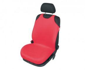 Autotriko SINGLET na přední sedačku červené Fiat Idea