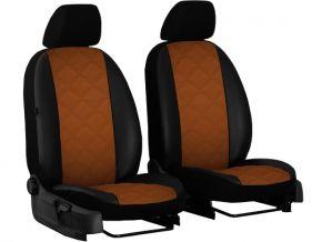 Autopotahy na míru Kožené FIAT DUCATO IV 1+1 (2014-2020)