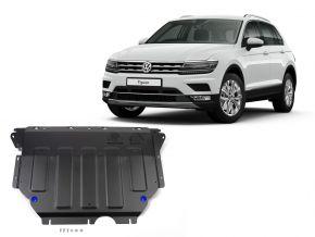 Ocelový kryt motoru a převodovky Volkswagen Tiguan 1,4TSI; 2,0TSI; 2,0TDI 2016-