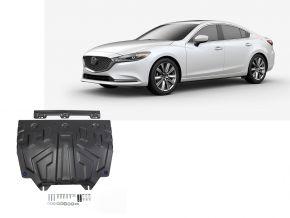 Ocelový kryt motoru a převodovky Mazda 6 1,8; 2,0; 2,5 2015-