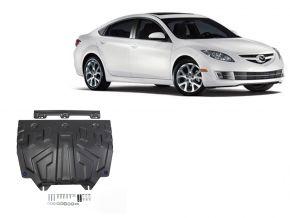 Ocelový kryt motoru a převodovky Mazda 6 1,8; 2,0; 2,5 2013-2015