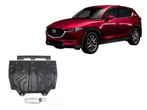 Ocelový kryt motoru a převodovky Mazda CX-5 2,0; 2,5; 2,2D 2017-