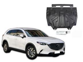 Ocelový kryt motoru a převodovky Mazda CX-9 2,5 2017-