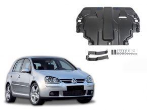 Ocelový kryt motoru a převodovky Volkswagen  Golf V pasuje na všechny motory 2004-2008