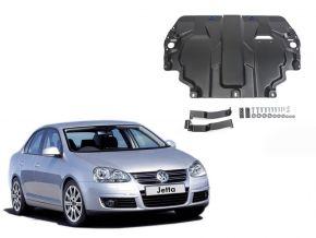 Ocelový kryt motoru a převodovky Volkswagen  Jetta pasuje na všechny motory 2009-2017