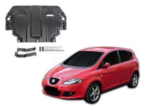 Ocelový kryt motoru a převodovky Seat Altea 1,6; 2,0TDI; 2,0TSI 2004-2015