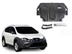 Ocelový kryt motoru a převodovky Seat Altea Freetrack 2,0 TSI 2004-2015