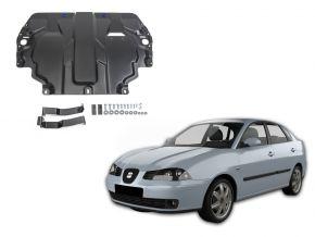 Ocelový kryt motoru a převodovky Seat Cordoba III pasuje na všechny motory 2003-2009