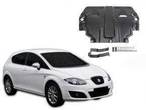 Ocelový kryt motoru a převodovky Seat Leon 1,6; 2,0TDI 2005-2013