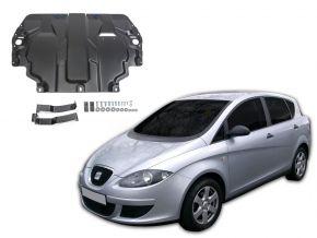 Ocelový kryt motoru a převodovky Seat Toledo III 1,6; 2,0TDI 2004-2009