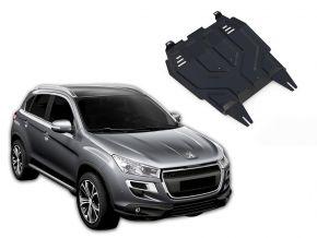 Ocelový kryt motoru a převodovky Peugeot  4008 pasuje na všechny motory 2012
