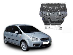 Ocelový kryt motoru a převodovky Ford  С-Max pasuje na všechny motory 2003-2010