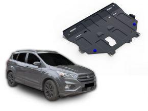 Ocelový kryt motoru a převodovky Ford Kuga 1,5 Ecoboost; 1,6; 2,5 2016
