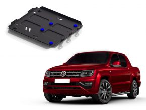 Ocelový kryt motoru a chladiče pro Volkswagen Amarok 2,0TDI; 3,0TDI 2010-2016 , 2016-