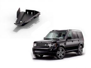 Ocelový kryt kompresoru vzduchového odpružení pro Land Rover Discovery IV pasuje na všechny motory 2009-2016