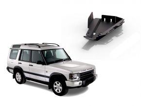 Ocelový kryt kompresoru vzduchového odpružení pro Land Rover Discovery III pasuje na všechny motory 2004-2009