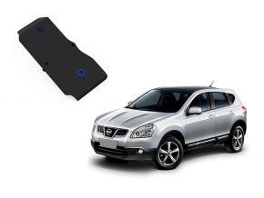 Ocelový kryt diferenciálu pro Nissan Qashqai 4WD 1,6; 4WD 2,0 (pouze pro uvedenou motorizace!), 2006-2014