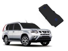 Ocelový kryt diferenciálu pro Nissan X-Trail 4WD 2,0; 4WD 2,5 (pouze pro uvedenou motorizace!), 2007-2013