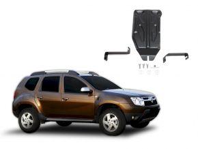 Ocelový kryt diferenciálu pro Dacia Duster 4WD 1,5d; 4WD 1,6; 4WD 2,0, 2010-2015; 2015-2018