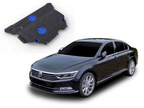 Ocelový kryt motoru a převodovky Volkswagen Passat (B8) FWD 1,4TSI; FWD 1,8TSI 2015-