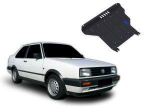Ocelový kryt motoru a převodovky Volkswagen Jetta MT 1,6; 1,8 1984-1992