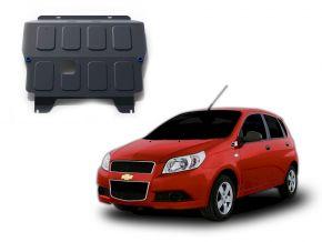 Ocelový kryt motoru a převodovky Chevrolet Aveo 1,2; 1,4 2008-2012