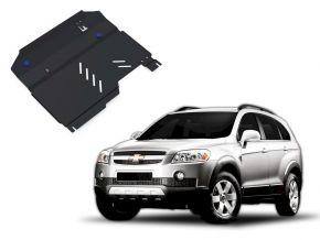 Ocelový kryt motoru a převodovky Chevrolet Captiva 2,4; 3,2 2006-2011
