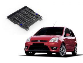 Ocelový kryt motoru a převodovky Ford Fiesta 1,3; 1,4; 1,6 2002-2008