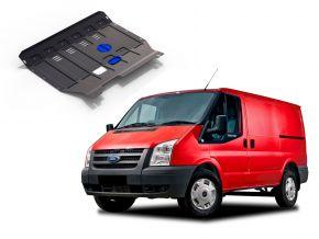 Ocelový kryt motoru a převodovky Ford Transit  FWD 2,2TDI only! 2007-2015