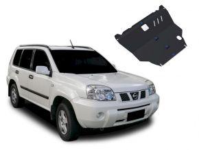 Ocelový kryt motoru a převodovky Nissan X-Trail pasuje na všechny motory 2001-2007