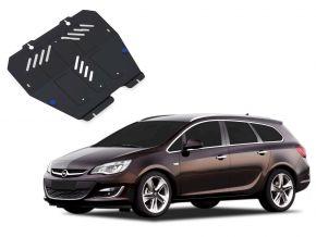 Ocelový kryt motoru a převodovky Opel Astra Family 1,4; 1,6; 1,8 2012-