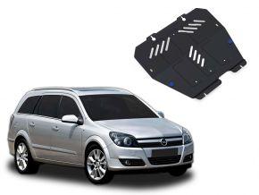 Ocelový kryt motoru a převodovky Opel Astra 1,4; 1,6; 1,8 2004-2009