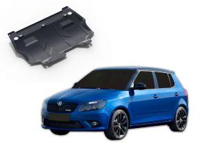 Ocelový kryt motoru a převodovky Skoda Fabia RS 1,4TSI 2010-2015