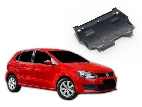Ocelový kryt motoru a převodovky Volkswagen Polo 1,2; 1,4; 1,6 2005-2010, 2010-2014