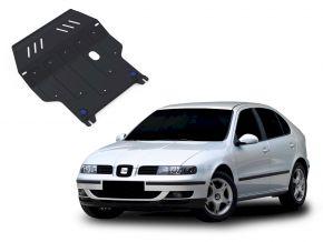 Ocelový kryt motoru a převodovky Seat Leon pasuje na všechny motory 1998-2005