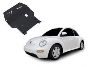 Ocelový kryt motoru a převodovky Volkswagen New Beetle pasuje na všechny motory 1998-2005