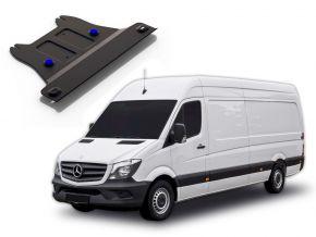 Ocelový kryt převodovky pro MERCEDES BENZ SPRINTER 2WD 311CDI; 2WD 315CDI; 2WD 515CDI (pouze pro uvedenou motorizaci!) 2013-