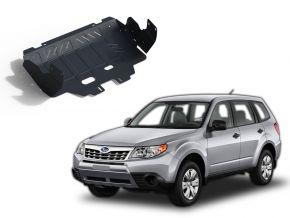 Ocelový kryt motoru a chladiče pro Subaru Forester CVT 2,0; 2,5 2013-2016; 2016-2018