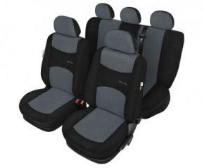 Autopotahy Sport line popelave - sada Ford Escort Univerzální potahy
