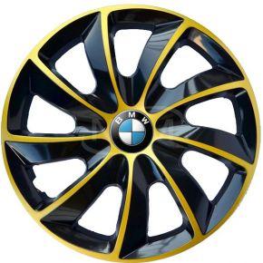 """Poklice pro BMW 14"""", STIG EXTRA zlaté  4ks"""